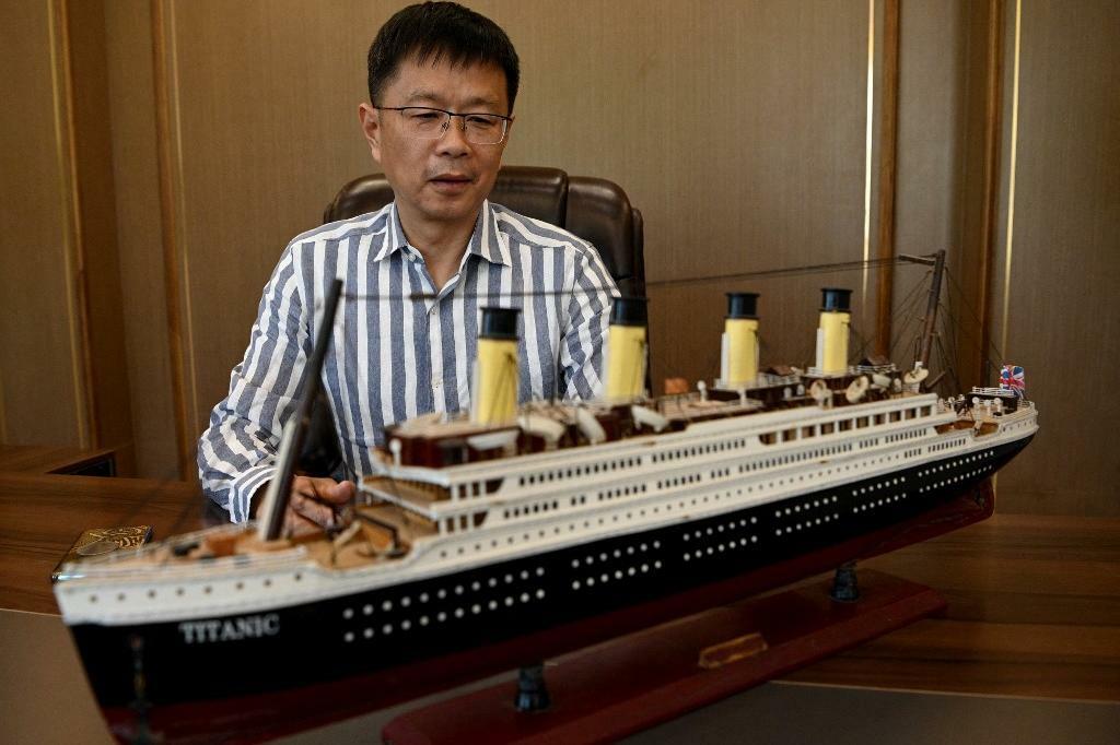 Empresário constrói réplica do Titanic em tamanho real na China 18