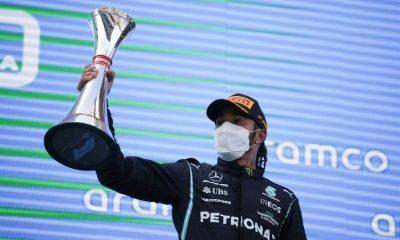 Lewis Hamilton vence o GP da Espanha pela quinta vez consecutiva e abre vantagem no Mundial 73