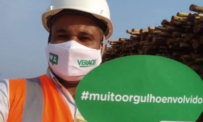 Veracel Celulose está entre as Melhores Empresas para Trabalhar na Bahia 31