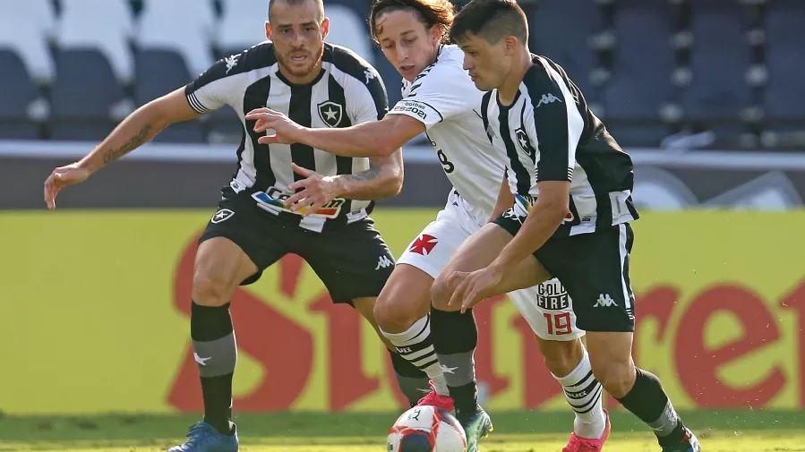 Vasco vence o Botafogo nos pênaltis e conquista a Taça Rio 16