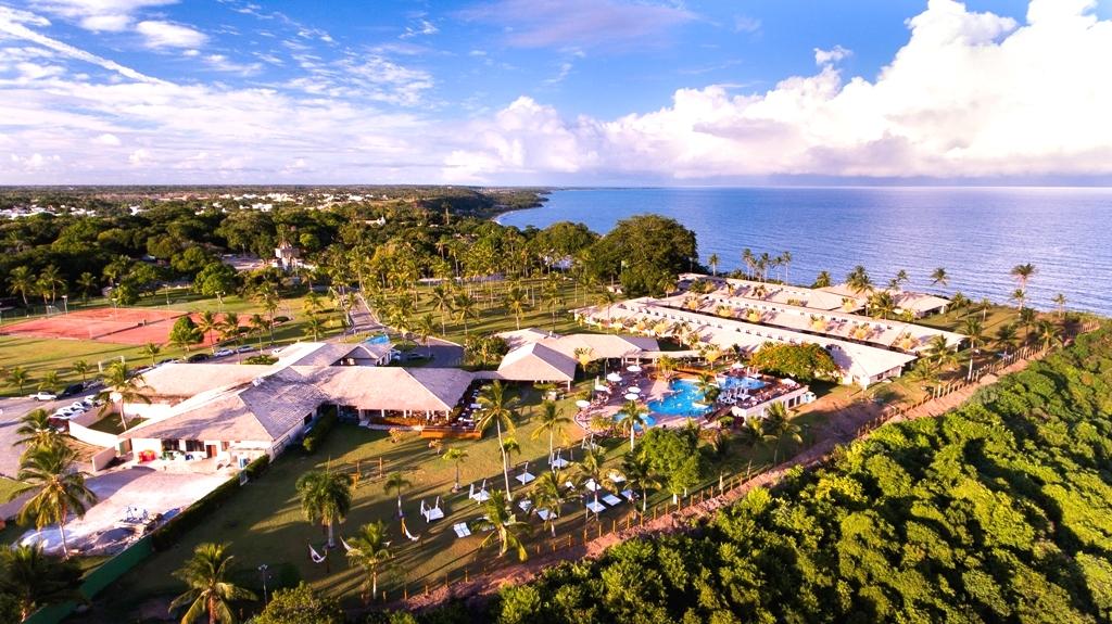 Porto Seguro Eco Bahia Hotel ganha nova academia de tênis 20