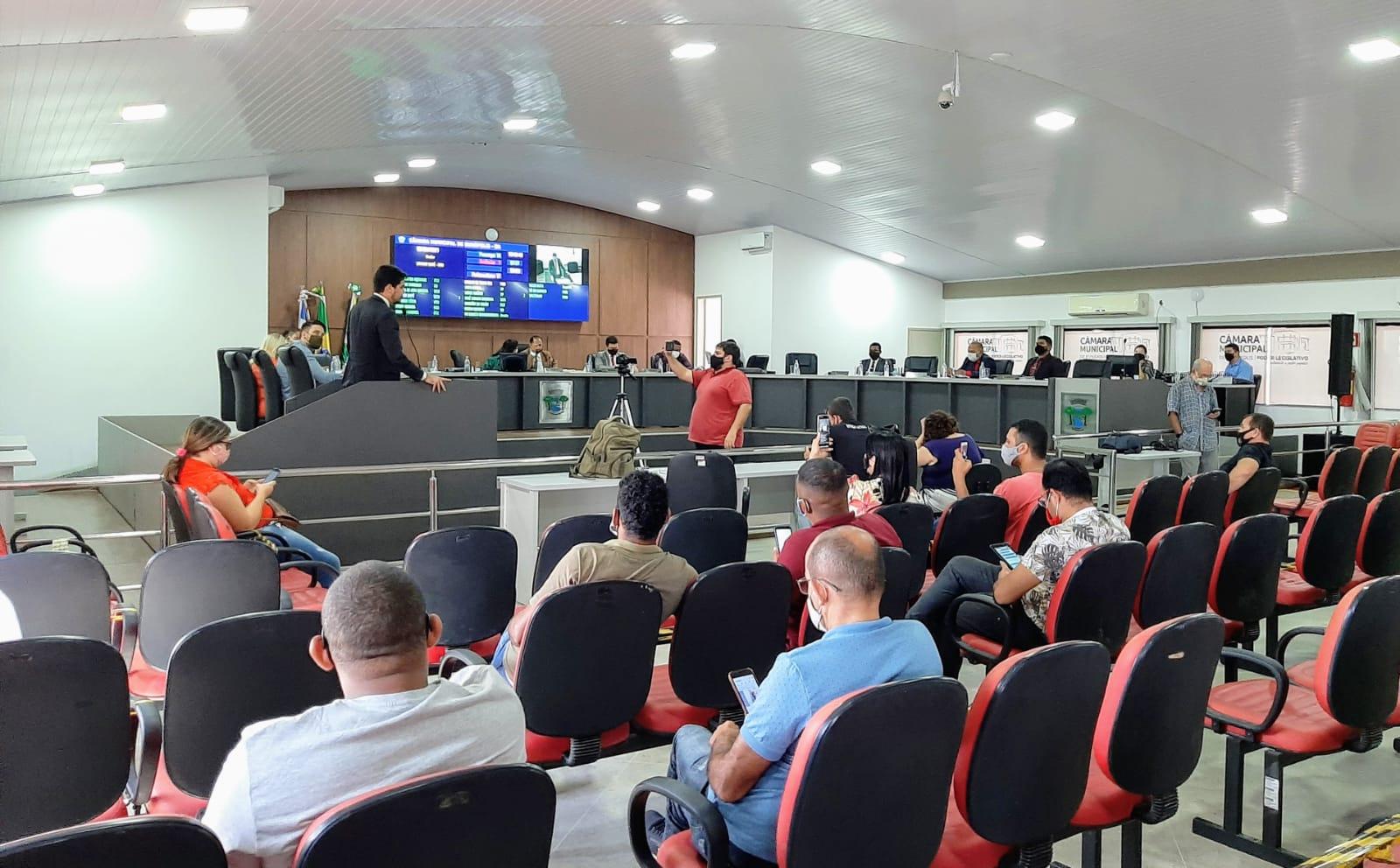 Eunápolis: Câmara aprova criação do Conselho de Acompanhamento do novo Fundeb 21