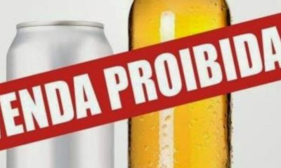 Governo da Bahia proíbe venda de bebidas alcoólicas no São João; veja restrições 32