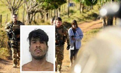 Dois são presos por ajudar Lázaro na fuga; polícia investiga mais pessoas 34
