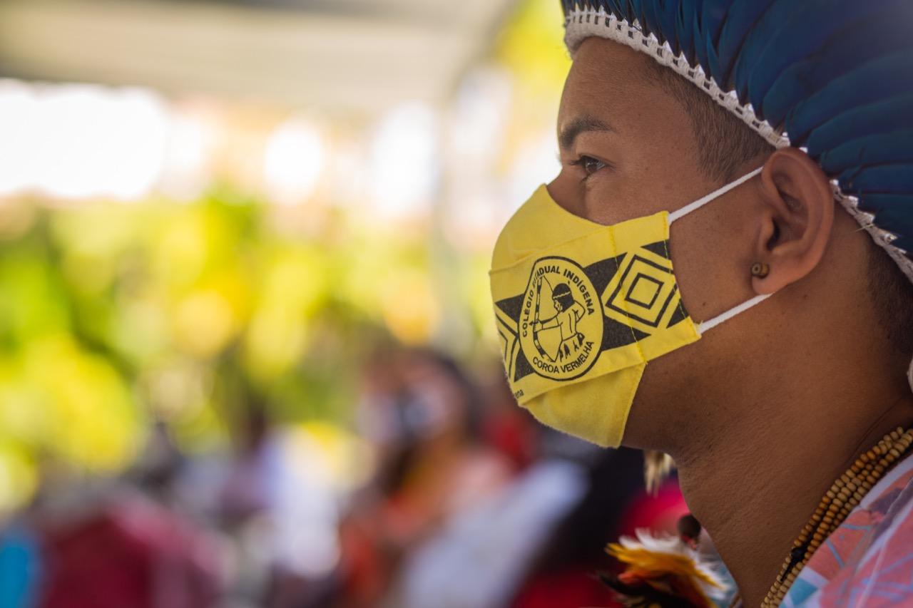 Estado realiza seminários com diferentes etnias para a construção das Diretrizes Curriculares da Educação Indígena 18