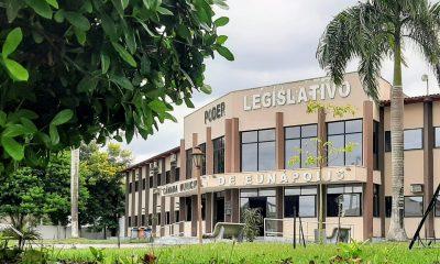 Devido ao feriado de São João, Câmara de Vereadores de Eunápolis transfere sessão para segunda-feira, 28 17