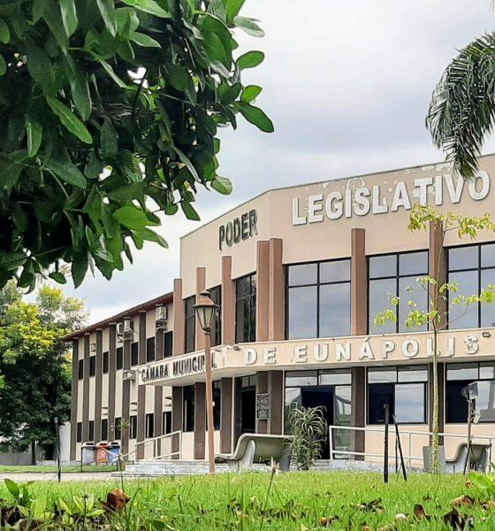 Devido ao feriado de São João, Câmara de Vereadores de Eunápolis transfere sessão para segunda-feira, 28 56