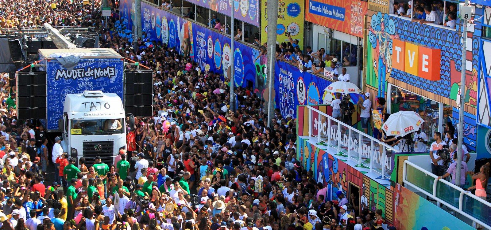 Salvador realizará evento teste em julho! 18