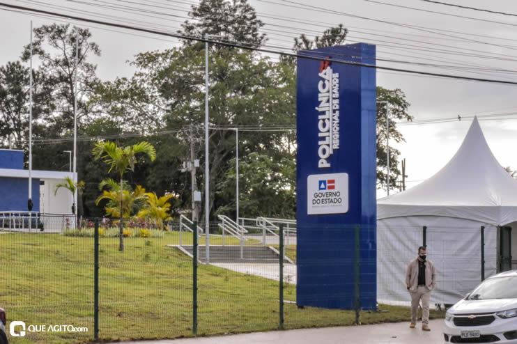 Policlínica Regional foi inaugurada em Eunápolis 24