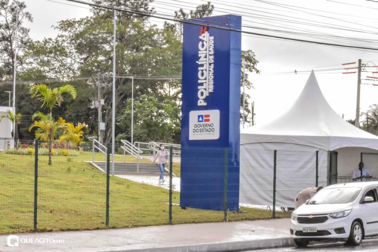 Policlínica Regional foi inaugurada em Eunápolis 29