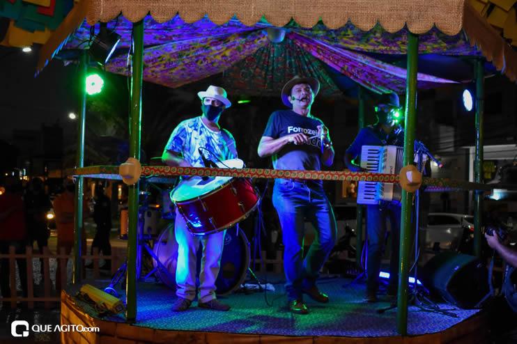 Diversas atrações se apresentaram na primeira noite da Vila do Forró em Eunápolis 22