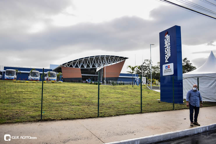 Policlínica Regional foi inaugurada em Eunápolis 25
