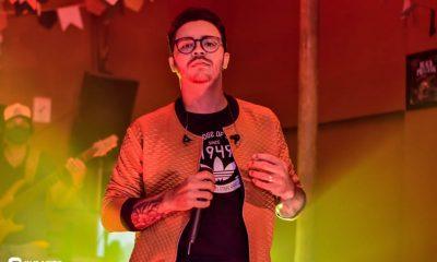 Julio Cardozzo animou o b-day de Icaro da Hot 9