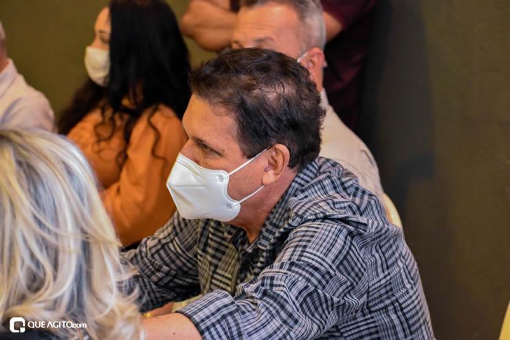 Prefeita Cordélia anuncia durante coletiva de imprensa, a Live São João se Encontra com Pedrão em Eunápolis 58