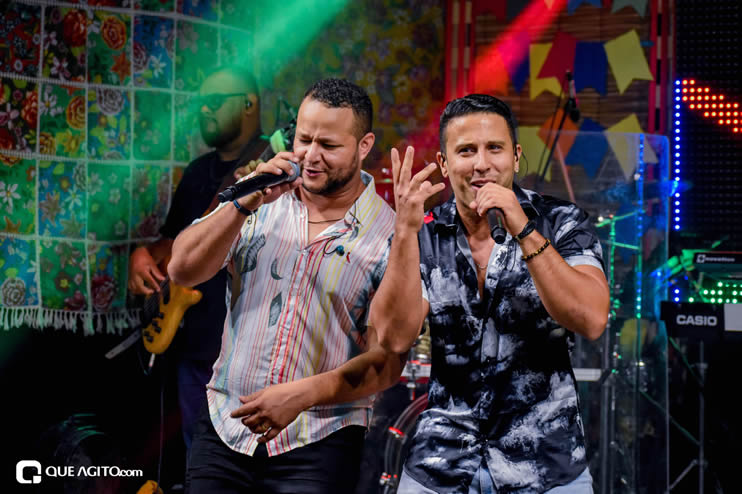 Sucesso absoluto a Live de São João de André Lima & Rafael 56