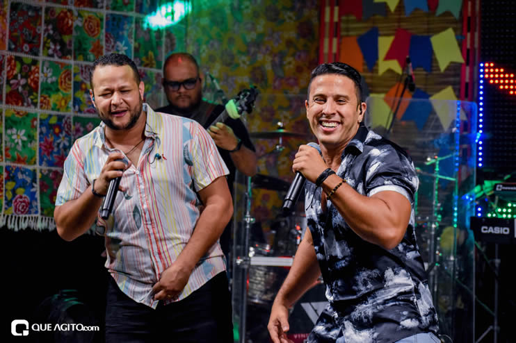 Sucesso absoluto a Live de São João de André Lima & Rafael 59