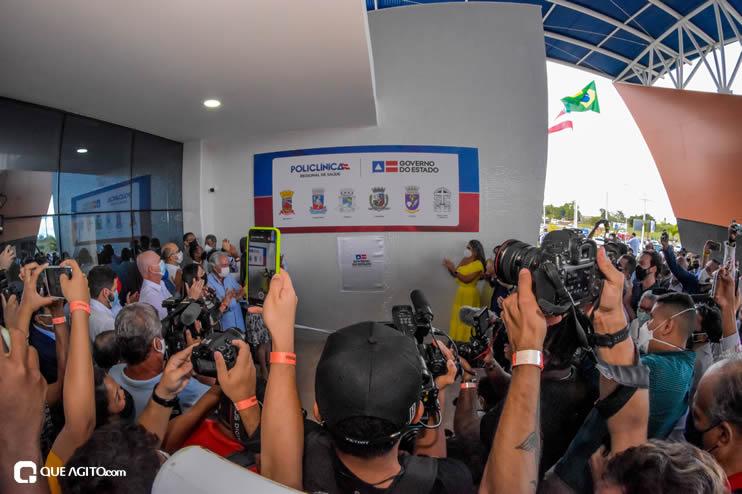 Policlínica Regional foi inaugurada em Eunápolis 76
