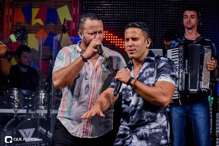 Sucesso absoluto a Live de São João de André Lima & Rafael 79