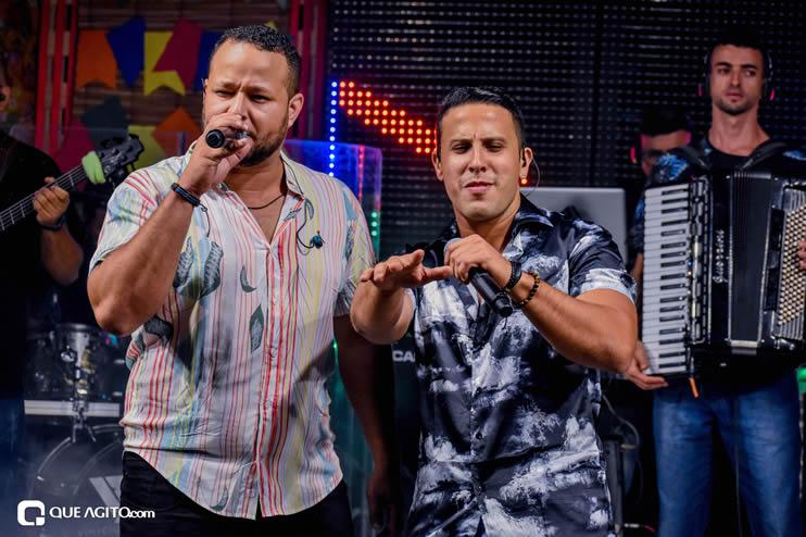 Sucesso absoluto a Live de São João de André Lima & Rafael 80