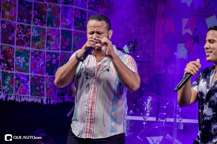Sucesso absoluto a Live de São João de André Lima & Rafael 93