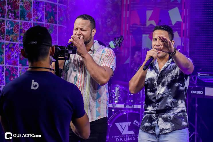 Sucesso absoluto a Live de São João de André Lima & Rafael 95