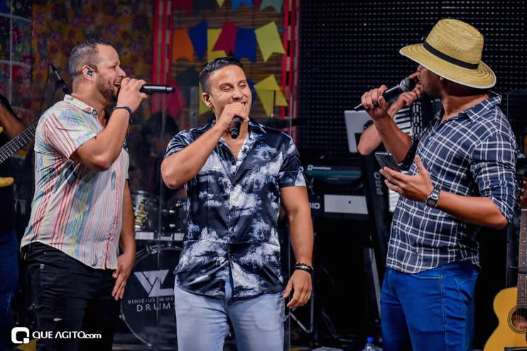Sucesso absoluto a Live de São João de André Lima & Rafael 98