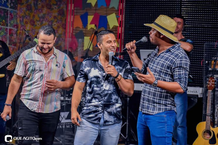 Sucesso absoluto a Live de São João de André Lima & Rafael 100