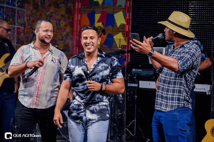 Sucesso absoluto a Live de São João de André Lima & Rafael 101