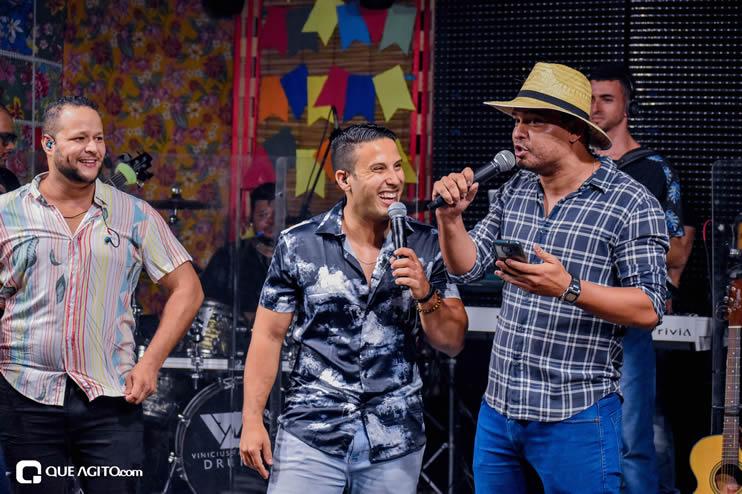 Sucesso absoluto a Live de São João de André Lima & Rafael 105
