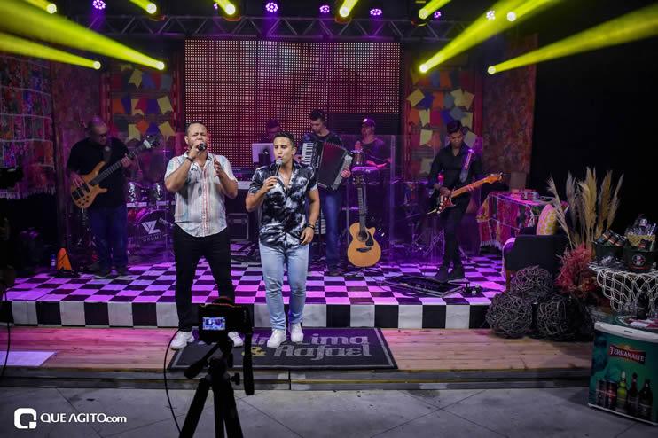 Sucesso absoluto a Live de São João de André Lima & Rafael 139