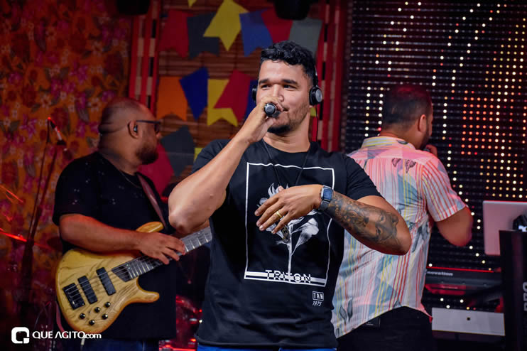 Sucesso absoluto a Live de São João de André Lima & Rafael 184