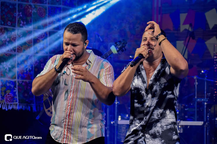 Sucesso absoluto a Live de São João de André Lima & Rafael 218