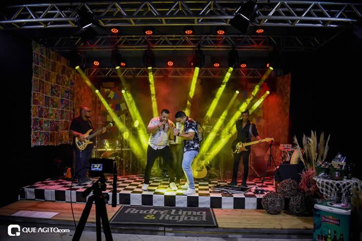 Sucesso absoluto a Live de São João de André Lima & Rafael 303