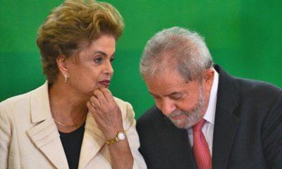 Lula quer aval de Dilma para aliança com MDB 31