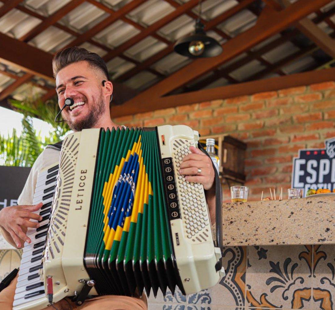 Luan Estilizado lançou EP em homenagem ao São João 18