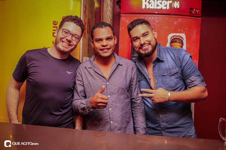 Julio Cardozzo animou o b-day de Icaro da Hot 106