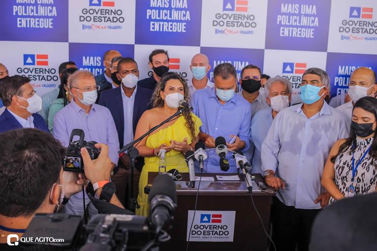 Policlínica Regional foi inaugurada em Eunápolis 245