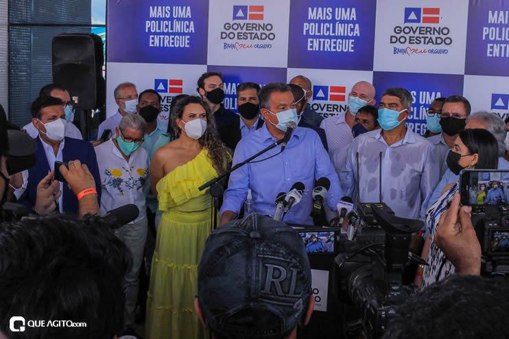 Eunápolis: Vereador Adeilson do Açougue prestigia inauguração da Policlínica Regional de Saúde 18