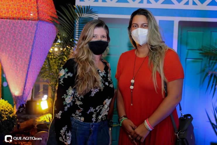 Diversas atrações se apresentaram na primeira noite da Vila do Forró em Eunápolis 81