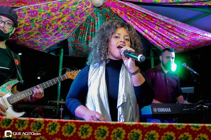 Diversas atrações se apresentaram na primeira noite da Vila do Forró em Eunápolis 127
