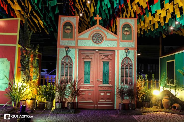 Diversas atrações se apresentaram na primeira noite da Vila do Forró em Eunápolis 134