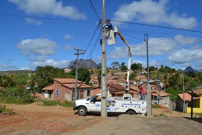 Prefeitura de Guaratinga intensifica modernização da iluminação pública com lâmpadas de LED 27
