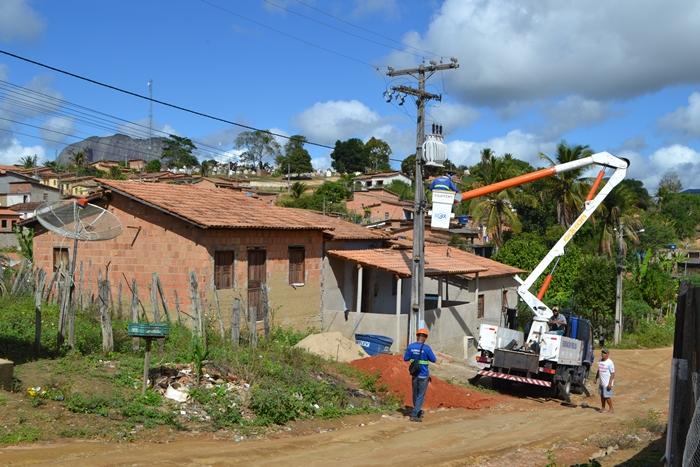 Prefeitura de Guaratinga intensifica modernização da iluminação pública com lâmpadas de LED 26