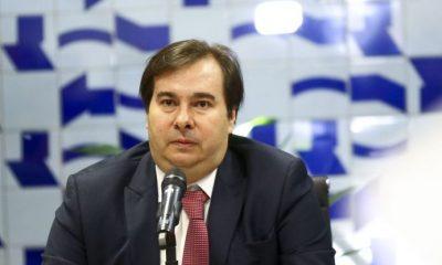 DEM expulsa Rodrigo Maia do partido 19