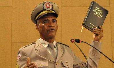Deputado federal e pastor Sargento Isidório diz que vai caçar Lázaro Barbosa 5