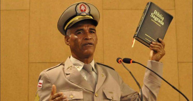 Deputado federal e pastor Sargento Isidório diz que vai caçar Lázaro Barbosa 18