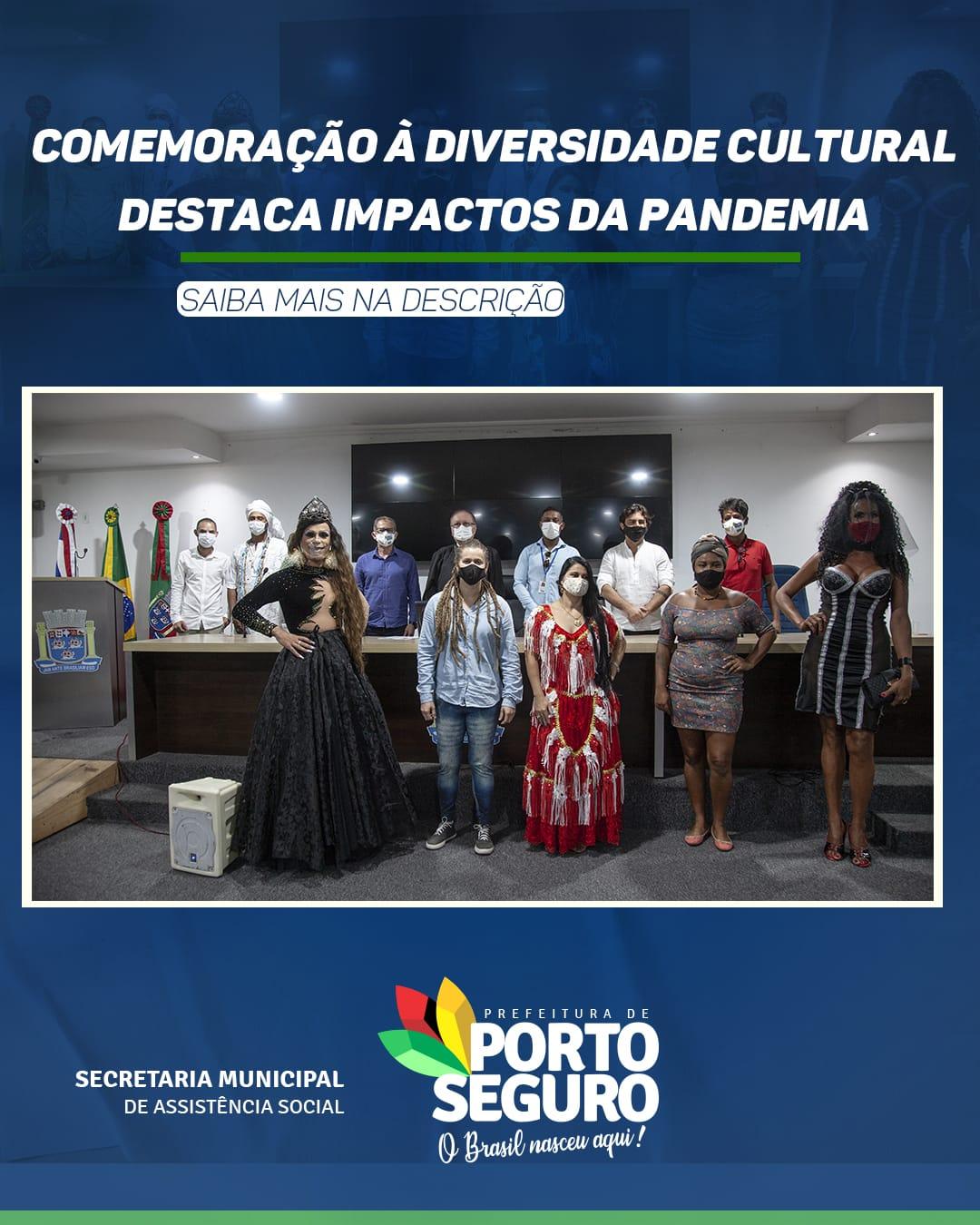 Comemoração à diversidade cultural destaca impactos da pandemia 18