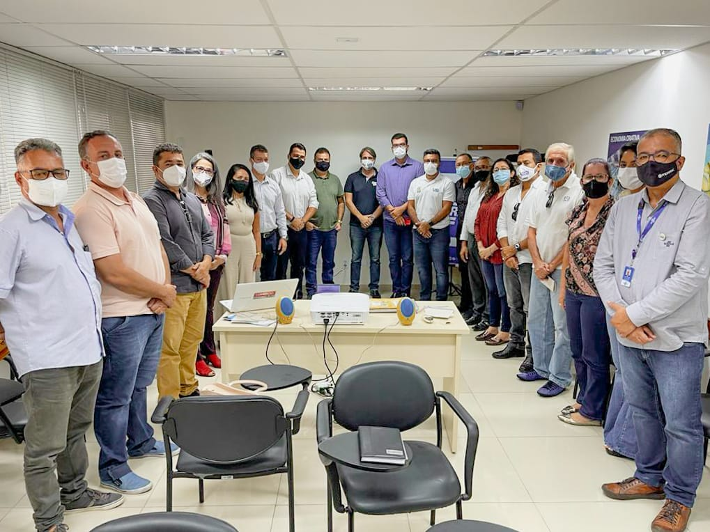 Porto Seguro: Secretários municipais participam de reunião para formação de Comitê Gestor 24