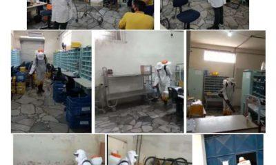 Parceria da Prefeitura de Eunápolis e Correios na pandemia é modelo no combate ao covid 29