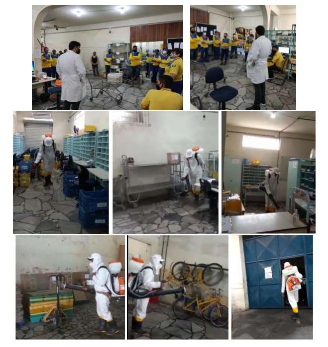 Parceria da Prefeitura de Eunápolis e Correios na pandemia é modelo no combate ao covid 18
